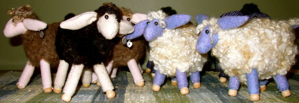 Baa! Sheep Pattern - Incipient Madness