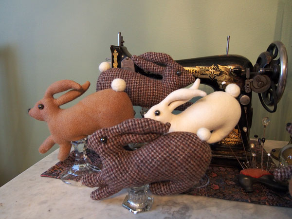 Free Bunny Pattern - Incipient Madness